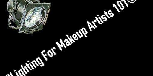 Lighting For makeup Artists 101 - London 2019