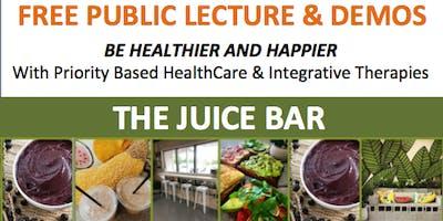 Priority Based Holistic HealthCare Public Talk & Demos