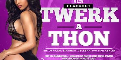 Beautiful Ladies Presents: The Blackout Twerk A Thon
