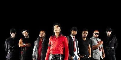 Who's Bad - The Ultimate Michael Jackson Experience @ Ace of Spades