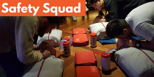 FAR 3 Day First Aid Course - info@safetysquad.ie