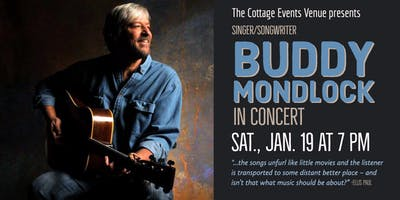 Buddy Mondlock in Concert