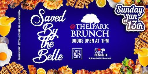 贝内特早午餐在公园筹款!!