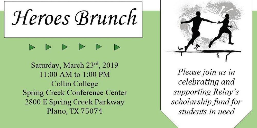 Heroes Brunch Tickets Sat Mar 23 2019 At 11 00 Am Eventbrite