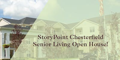 StoryPoint Chesterfield's First Open House!