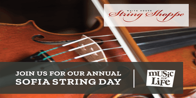 Sofia String Day