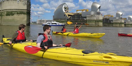 Thames Barrier and Back  tickets