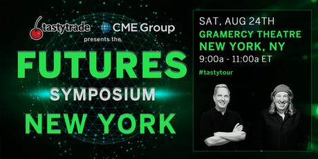 "CME Group & tastytrade present ""Futures Symposium"" NYC tickets"