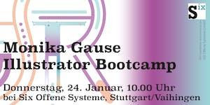 "IDUGS #52 ""Illustrator-Bootcamp mit Monika Gause"""