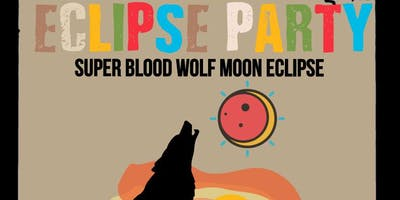 *CANCELLED* Lucky Arrow Retreat Eclipse Party