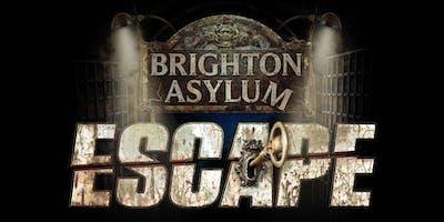 Brighton Asylum Escape - January 18th