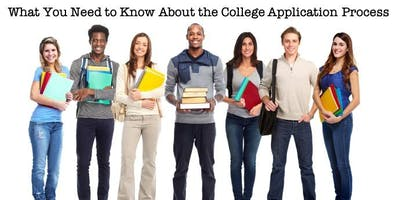 What You Need to Know About the College Application Process
