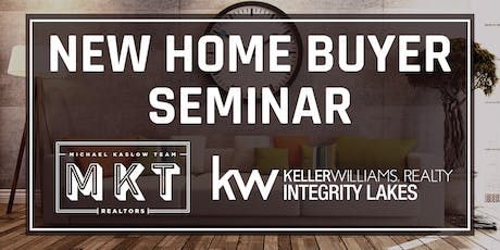 July New Home Buyer Seminar tickets