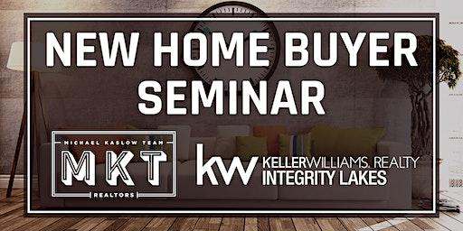 January New Home Buyer Seminar