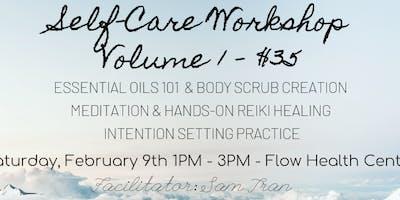 Self-Care Workshop Volume 1