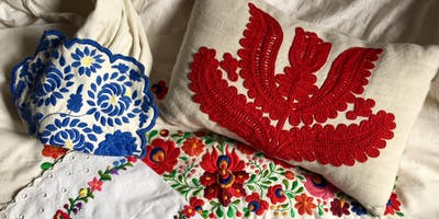 Hungarian Embroidery: Craft and Culture