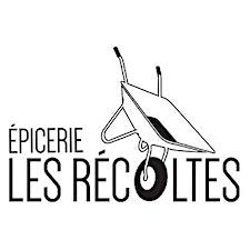 Épicerie Les Récoltes logo