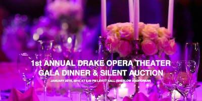 Drake Opera Theater's 2019 Gala Dinner