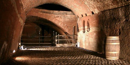 Williamson Tunnels Ghost Hunt