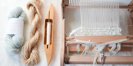 Weaving 101 with Ana Isabel Textiles tickets