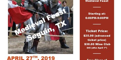 Medieval Feast at the Meadery
