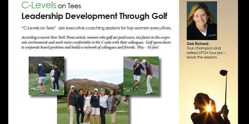 Fall Series - C-Levels on Tees: Executive & Board Development for C-Level Women