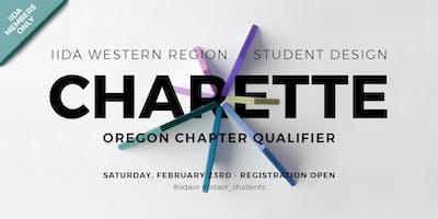 IIDA Oregon Chapter - 2019 Western Region Student Design Charette - Chapter Qualifier
