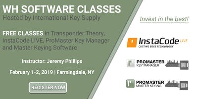 WH SOFTWARE CLASSES