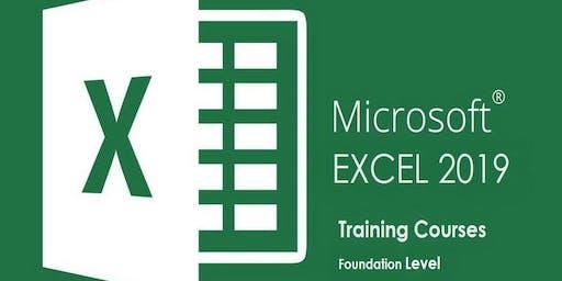 Microsoft Excel Training Courses   Introduction Level – Toronto