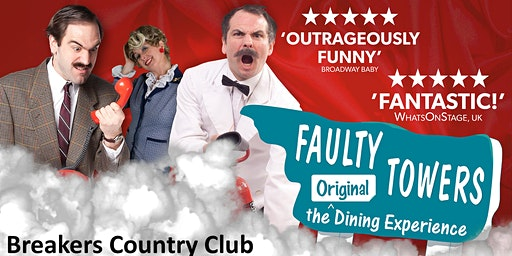 Faulty Towers - The Dining Experience Show 1