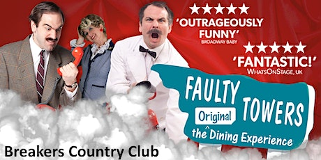 Faulty Towers - The Dining Experience Show 2 tickets