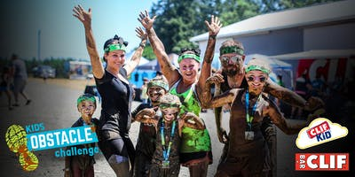 Kids Obstacle Challenge - Bay Area - Sunday