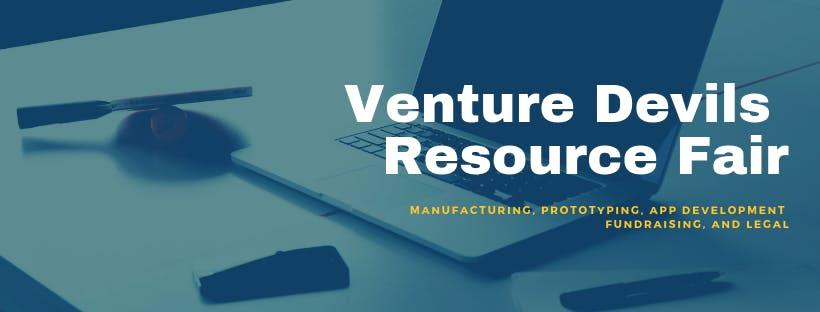 Venture Devils Resource Fair
