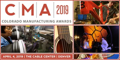 2019 Colorado Manufacturing Awards