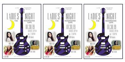 Ladies Night @ The Moonshine!