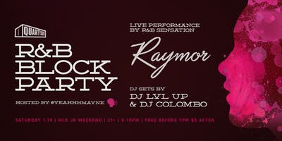 R&B Block Party