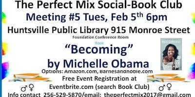 Perfect Mix Social Book Club