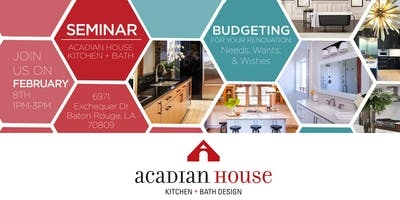 Budgeting For Your Home Renovation