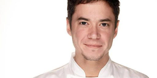 addo: dining room series with Chef Eric Rivera on Fridays!