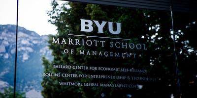 BYU Undergrad Business Management Seminar