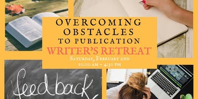 Overcoming Obstacles to Publication: One Day Writing Retreat