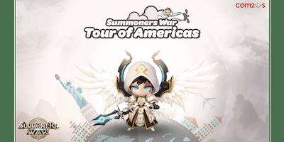 Summoners War: Tour of Americas Vancouver Meetup @ JOEY Bentall One