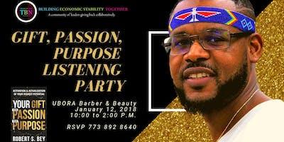 Gift Passion Purpose