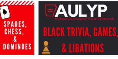 AULYP Presents: Black Trivia, Games, & Libations