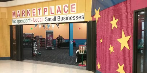 Small Business MARKETPLACE, Saturdays 12-8 pm, Oakland Mall, Troy, MI
