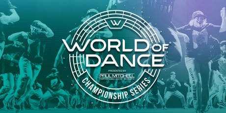 World of Dance Chicago 2019 tickets