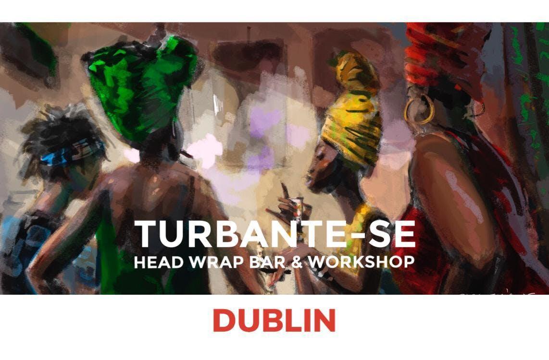 Turbante-se Workshop and Head Wrap Bar
