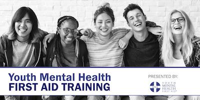 Youth Mental Health First Aid Training - Washington, CT