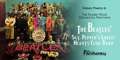 The Shabby Road Orchestra Performs Sgt. Pepper\