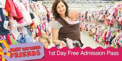 1st Day~JBF Tulsa~FREE